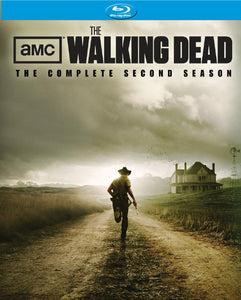 The Walking Dead Second Season (Bluray)