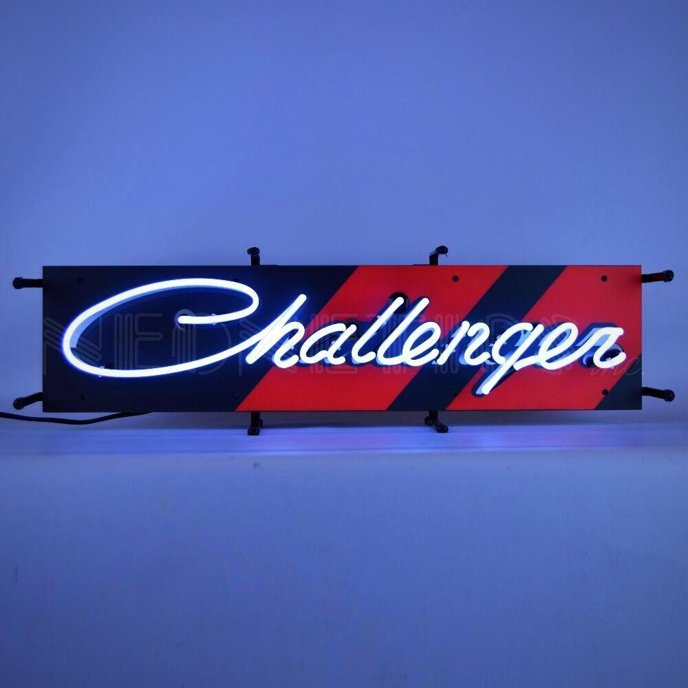 Dodge Challenger Jr. Neon Sign