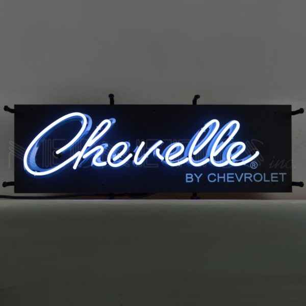 Chevelle Jr. Neon Sign