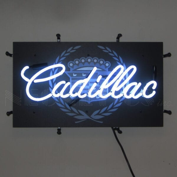 Cadillac Jr. Neon Sign