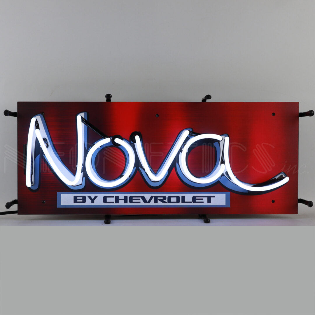 Chevrolet Nova Jr. Neon Sign