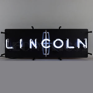 Ford Lincoln Jr. Neon Sign