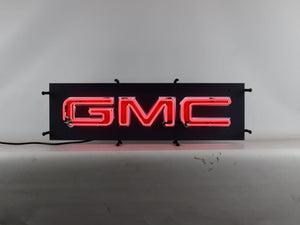 GMC Jr. Neon Sign