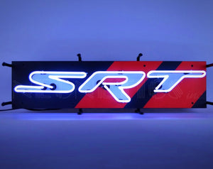 Dodge SRT Jr. Neon Sign