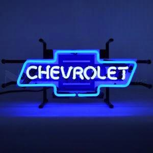 Chevrolet Bowtie Jr. Neon Sign