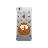 Cute Hedgehog iPhone 6/6s, 6 Plus/6s Plus Case