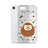 Cute Hedgehog iPhone 7/8, 7 Plus/8 Plus Case