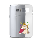 King Hedgehog Samsung Case