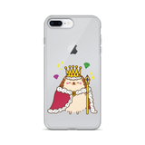 King Hedgehog iPhone 7/8, 7 Plus/8 Plus Case
