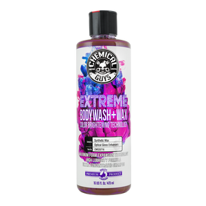 Chemical Guys Extreme Body Wash And Wax Chemguys - 473ml
