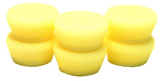 "Buff and Shine URO-TEC Yellow Polishing Pad - 1""/3""/6""/7"""