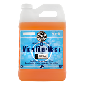 Chemical Guys Microfibre Wash Cleaning Detergent Concentrate Chemguys - 473ml/3.8L