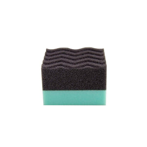 Chemical Guys Durafoam Contoured Large Tire Dressing Applicator Pad With Wonder Wave Technology Chemguys