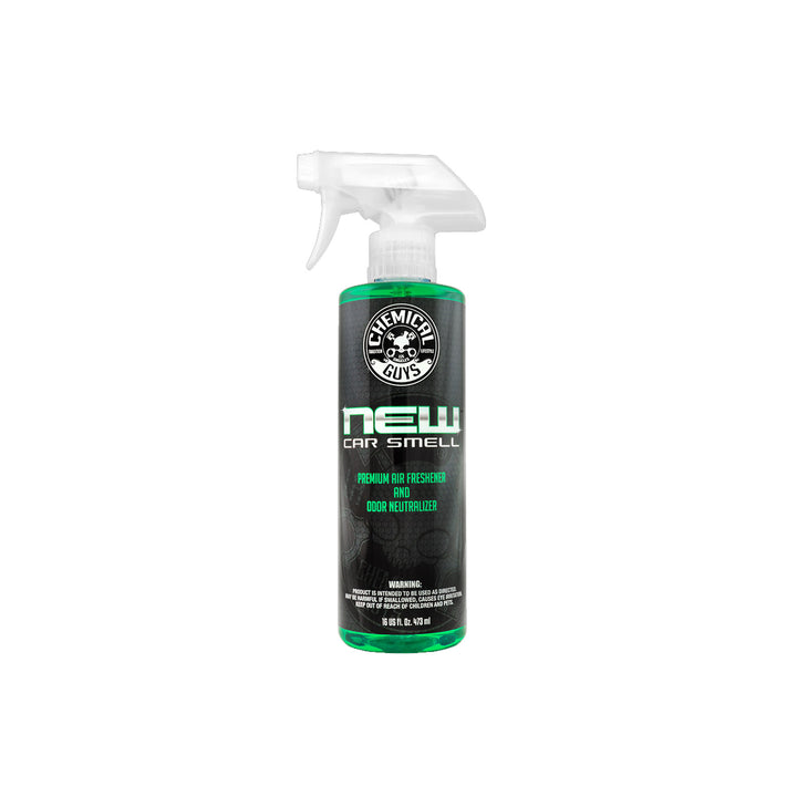 Chemical Guys New Car Scent Air Freshener And Odour Eliminator Chemguys - 473ml