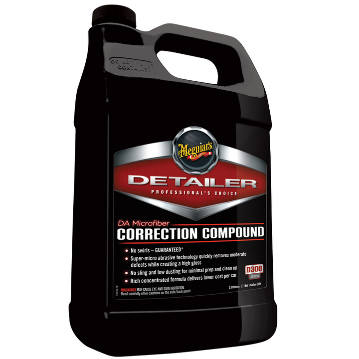 Meguiars Professional DA Microfibre Correction Compound