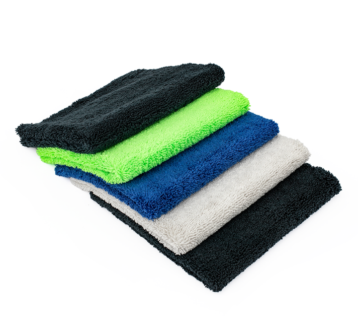 The Rag Company Creature Edgeless 420GSM - 70/30 Plush Dual Pile Microfibre