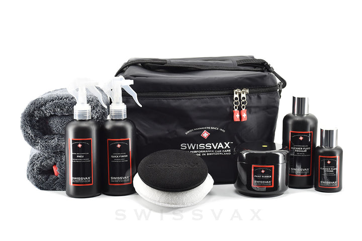 Swissvax Entry Collection Kit (Without Wax)