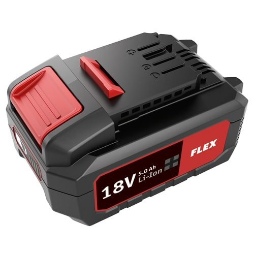 Flex 18V High Capacity Battery Pack - 5.0 Ah