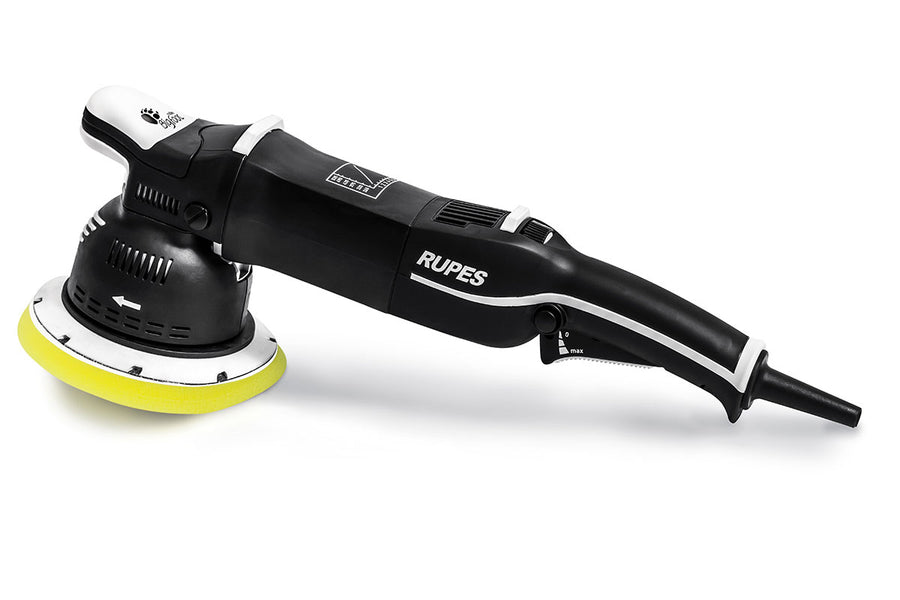 Rupes Bigfoot Mille LK900E Gear Driven Polisher Standard / Deluxe Kit
