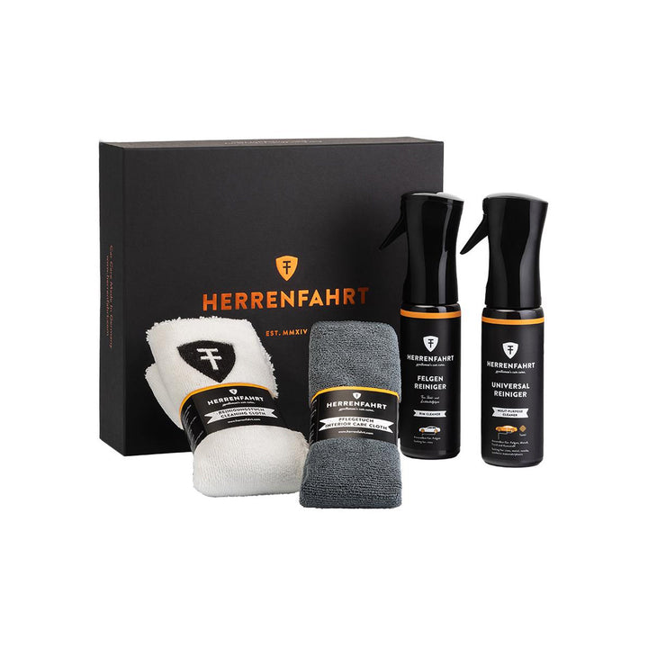 Herrenfahrt Rim Decontaminate & Cleaner Box - HFBOX004