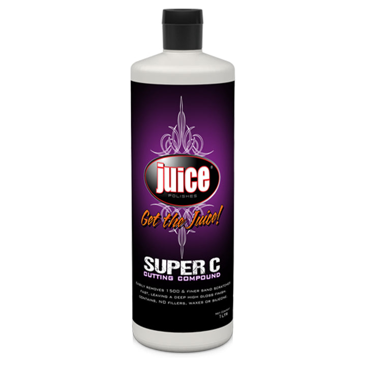Juice Super C Cutting Compound