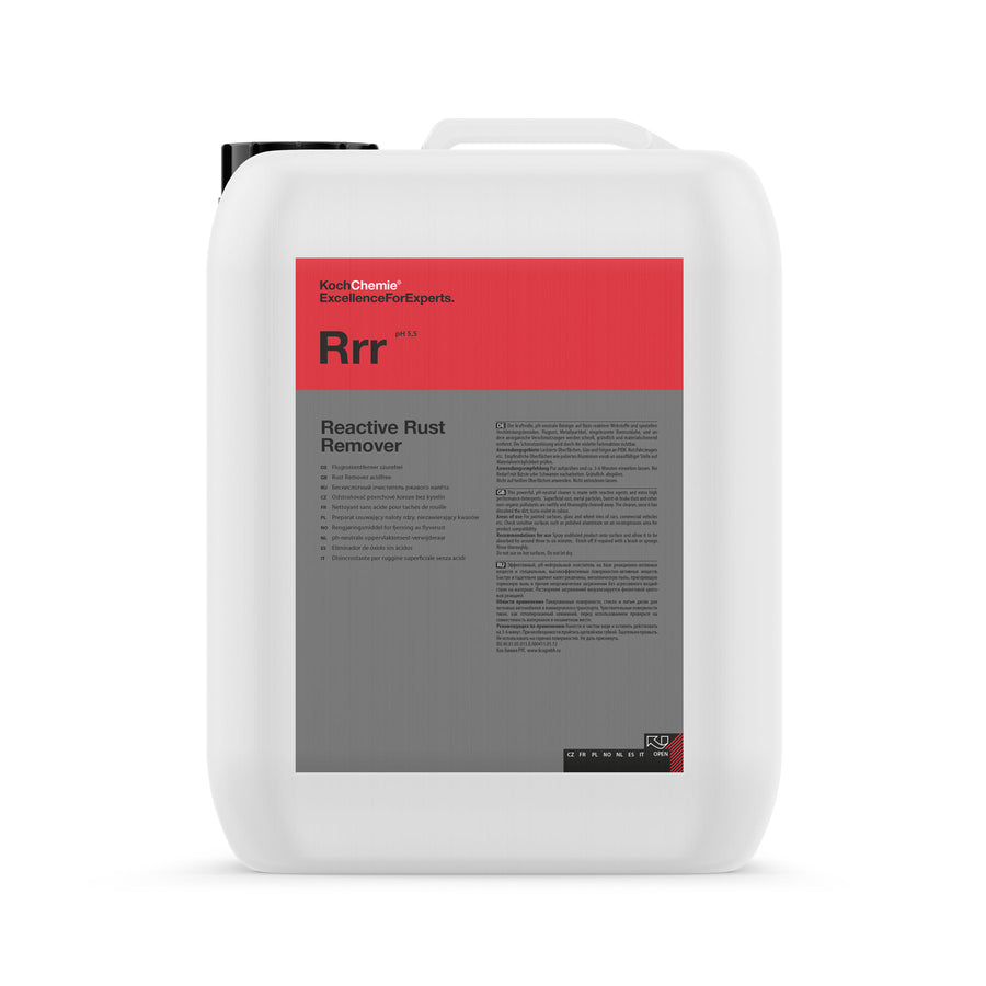 Koch Chemie Reactive Rust Remover - 500ml/10L
