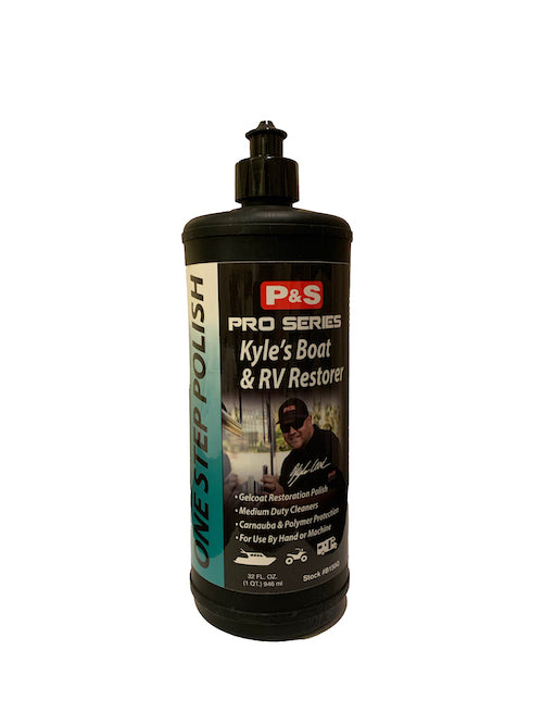 P&S Kyle's Boat, Marine & Rv Restorer - 946ml