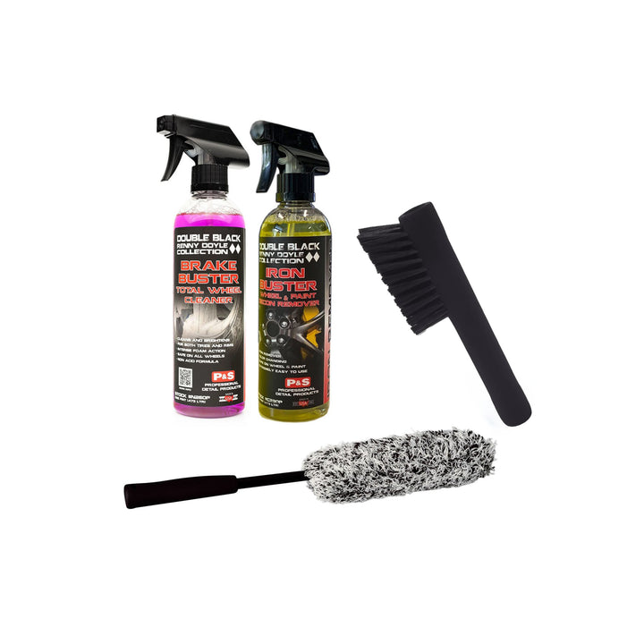 P&S x Apex Customs Iron & Brake Buster Cleaning Kit