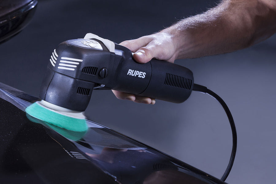 Rupes Bigfoot LHR 75E Mini Orbital Polisher