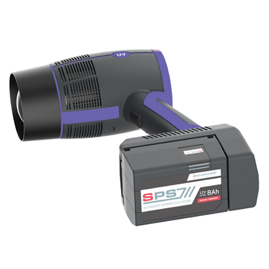 SCANGRIP LED UV Gun With SPS Interchangeable Battery System