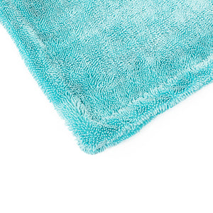 The Rag Company The Liquid8r Twist Loop Microfibre Drying Towel - 63cm x 90cm