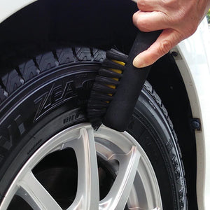 Apex Customs Tyre Clean Brush - Stiff Bristle