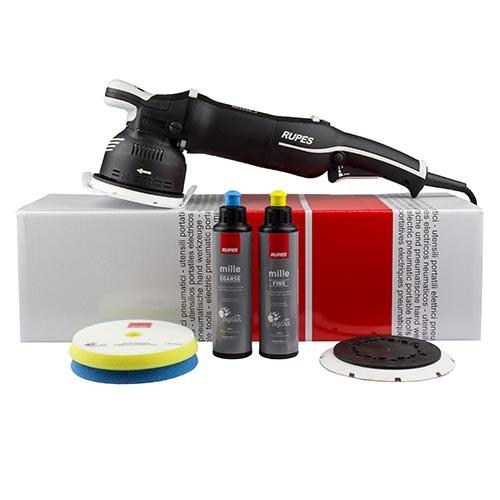 Rupes Bigfoot Mille LK900E Gear Driven Polisher Standard / Deluxe Kit (Non Sale Item)