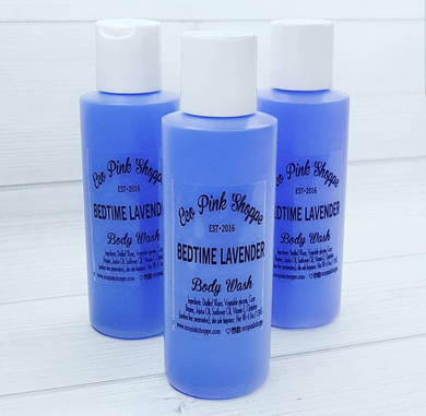 Bedtime Lavender Body Wash