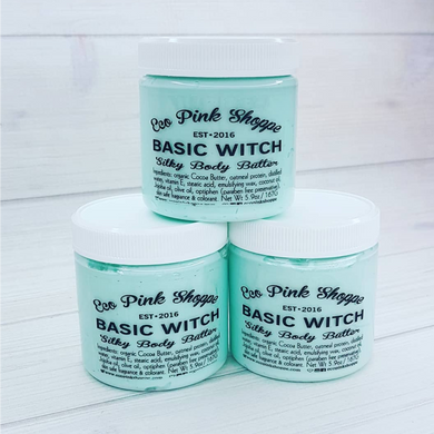 Basic Witch Silky Body Butter