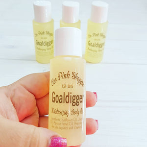 Goaldigger Moisturizing Body Oil