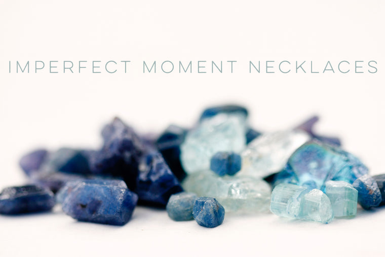 Imperfect Moment Necklaces
