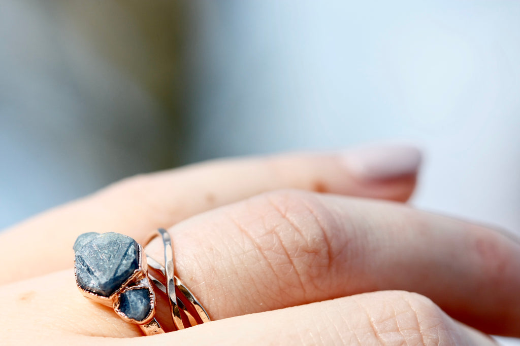 Nest Ring // Rose Gold, Gold, or Silver - Little Sycamore