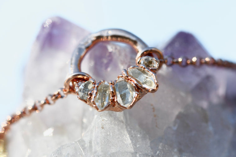 Angel Baby Moment Bracelet // Rose Gold, Gold, or Silver