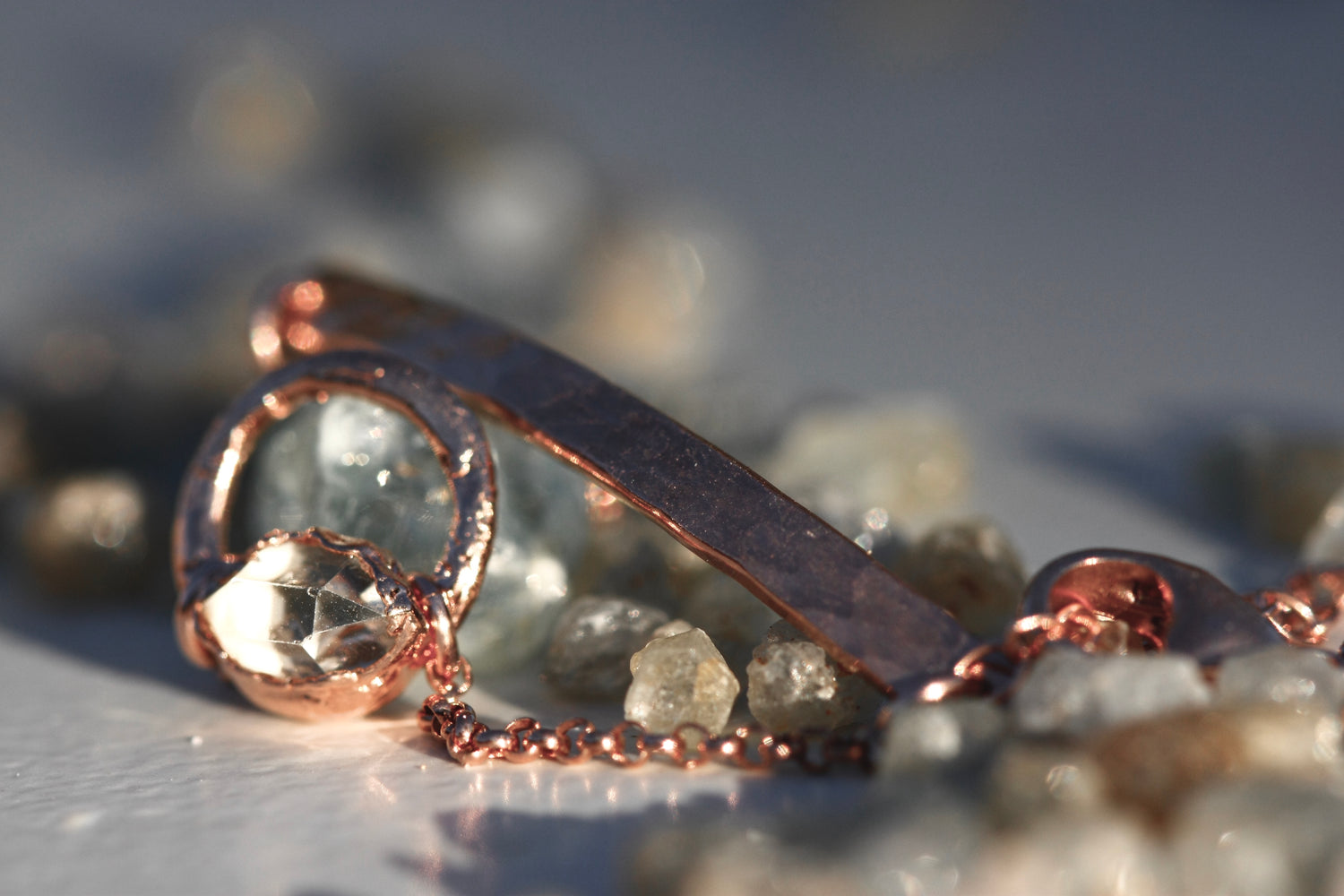 April Moment Bracelet // Rose Gold, Gold, or Silver - Little Sycamore