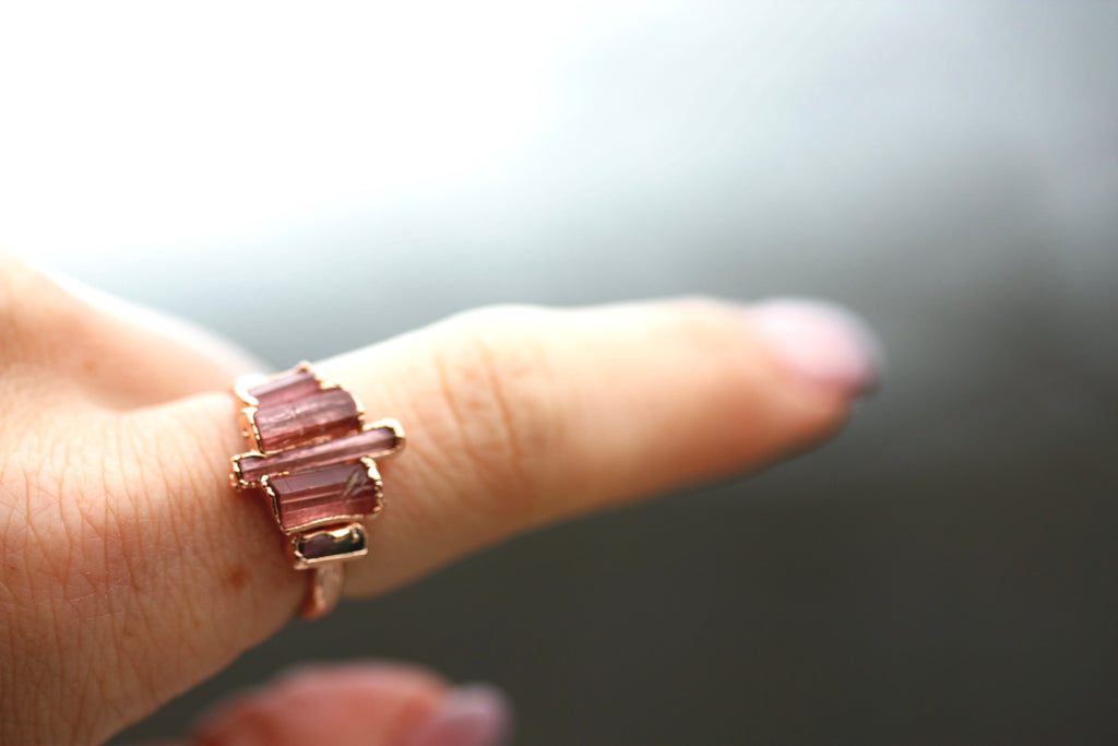 Sisters Ring // Rose Gold, Gold, or Silver - Little Sycamore