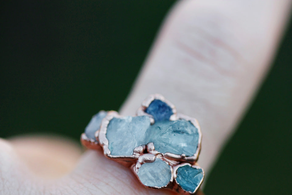 Mothers Ring // Rose Gold, Gold, Silver
