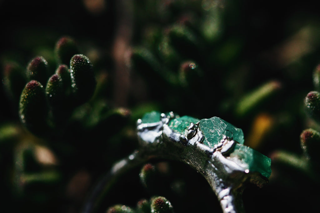 Emerald City // May Stackable Ring