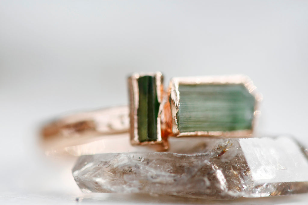 Olive You Ring // Rose Gold, Gold, or Silver - Little Sycamore