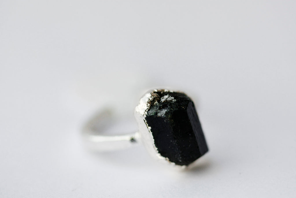 Rad and Happy Ring // Silver - Little Sycamore