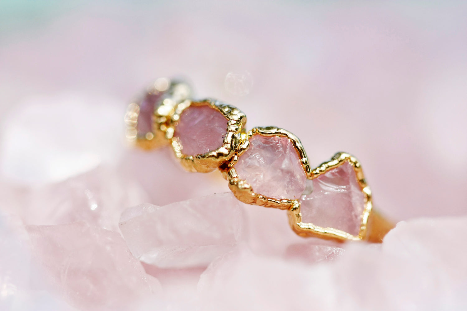 LIMITED EDITION Love Always Ring // Rose Gold, Gold, or Silver - Little Sycamore
