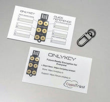 OnlyKey - International Travel Edition - OnlyKey