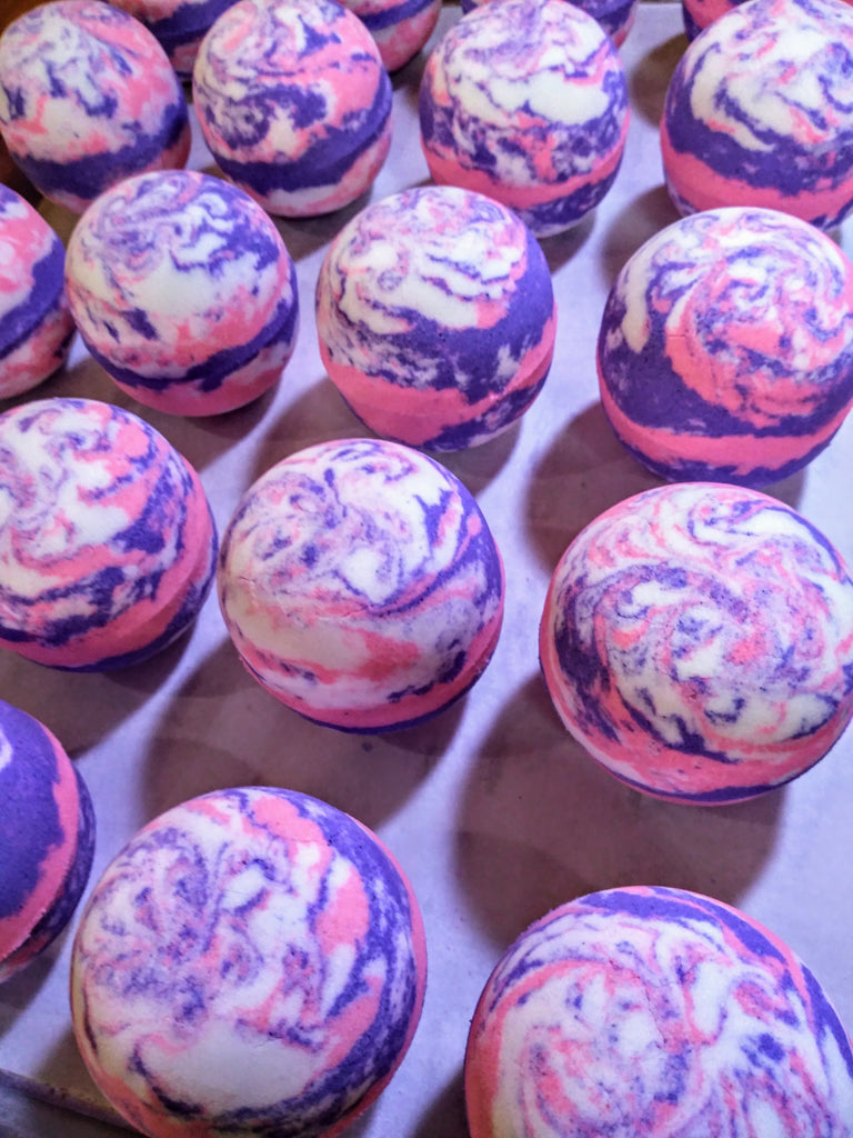 Bath Bombs (Handcrafted)