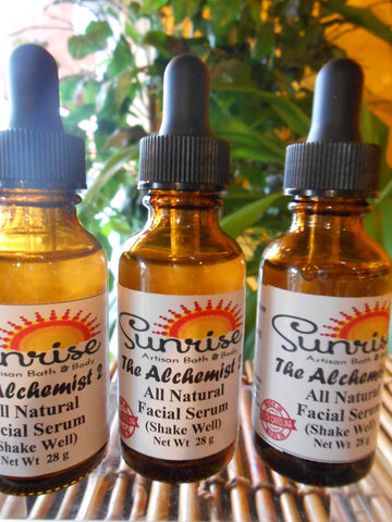 The Alchemist 2 (Natural Facial Serum)