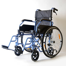 Aluminium Light Weight Convertible Wheelchair/Push Chair